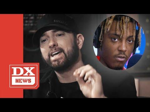 """Eminem On Juice WRLD: """"He Mastered The Art Of Freestyling"""""""