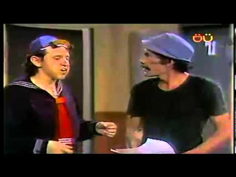 EL CHAVO DEL OCHO 1973- Don Ramón peluquero- parte 4 FINAL