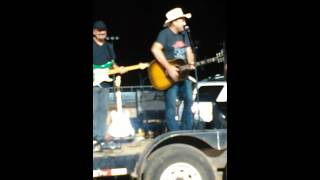 Marty Brown at Southern Ky Music Festival