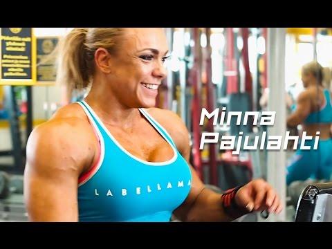 Minna Pajulahti IFBB Pro - Penkkipunnerrus.fi