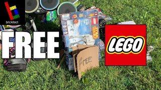 Free LEGO Star Wars AT-AT Found at Yard Sale
