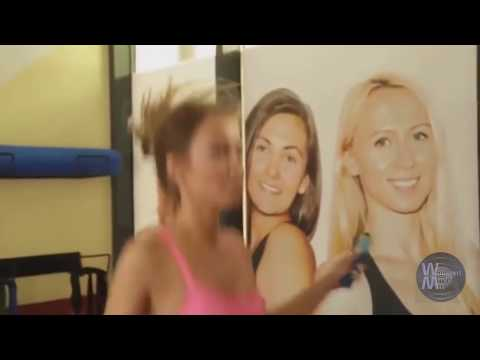 Female Fitness Workout Motivation -