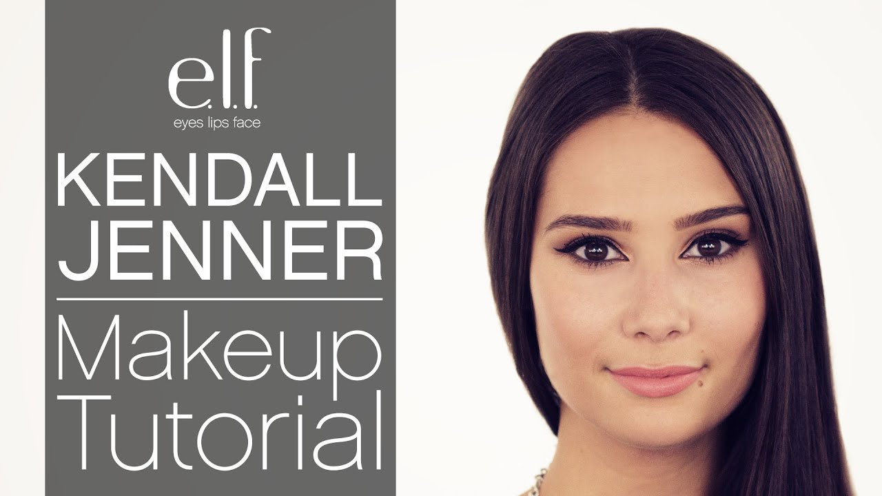 Kendall jenner makeup tutorial youtube kendall jenner makeup tutorial baditri Gallery