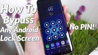 วิธีเลี่ยงการล็อกหน้าจอ Android โดยไม่ต้องใช้รหัสผ่าน 2020 screenshot 2