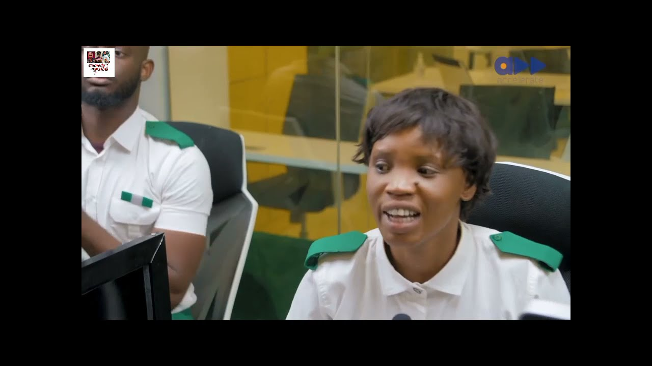 Download Officer Okoro _ Visa on arrival _ Bovi latest comedy video