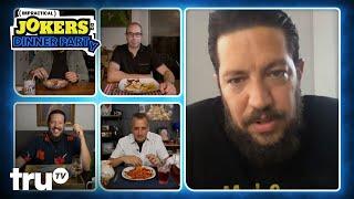 Impractical Jokers: Dinner Party - Sal Crank Calls His Mother (Clip) | truTV