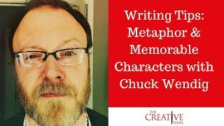 Writing Metaphor, Memorable Characters And Horror With Chuck Wendig