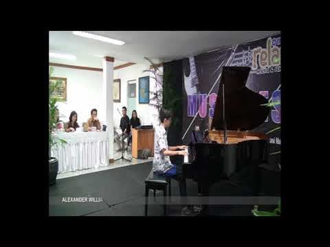 Alexander William S - Etude No.25 No.11 Winter Wind (Piano Cover)