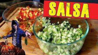 Easy Salsa Recipe | Mango Salsa