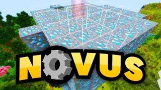 "Ein ""paar"" Diamanten... - Minecraft NOVUS #37"