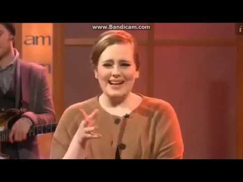 Adele - Exclusive Interview at Canada AM