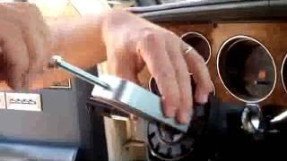 Loose Tilt Steering Repair - 1991 GMC Suburban