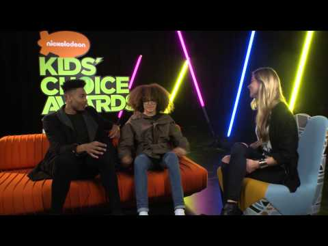 Nickelodeon Kids' Choice Awards 2015: Diversity's Jordan And Perri Chat About This Years Event!