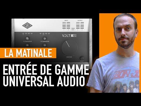 Une première chez Universal Audio ! - La Matinale d'AF #46