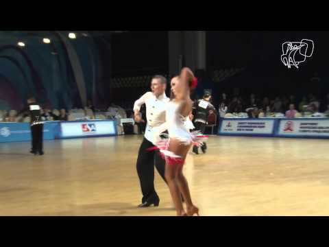 Final Jive | World Junior II LAT | DanceSport Total
