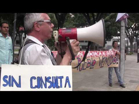 Marea Socialista frente a la Fiscalía General de la Nación, aporrea tvi, junio 2017