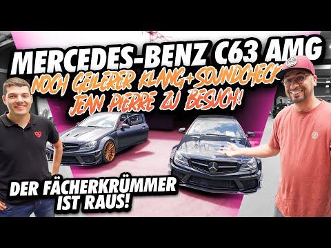 JP Performance - Noch geilerer Klang! | Mercedes C63 Blackseries