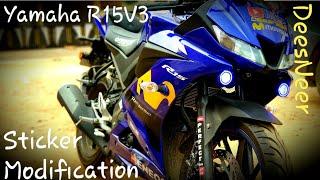 Download New Yamaha R15 V3 Motogp Sticker Modification Deesneer MP3
