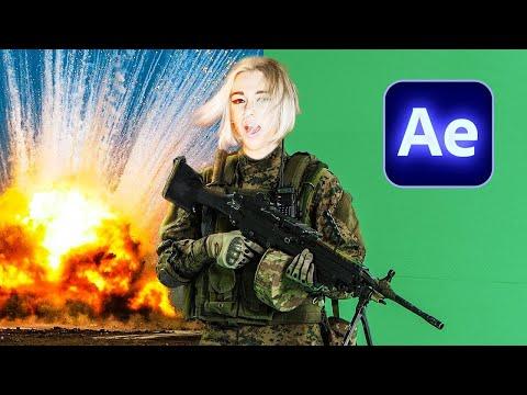 5 SECRET GREENSCREEN TIPS (After Effects Tutorial)