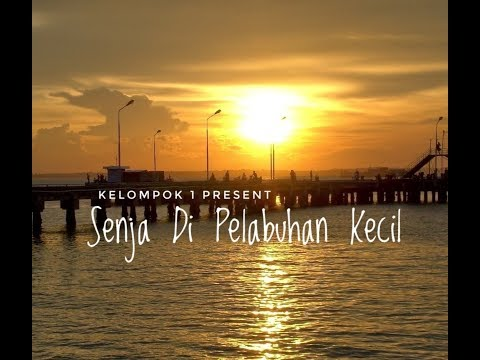 Senja Di Pelabuhan Kecil - Musikalisasi Puisi Kelompok 1 / SMPN 41 Jakarta / 8G