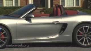 Porsche Boxster S 2013 Videos