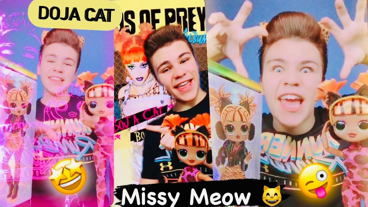 Кукла звезда 🌟 Doja Cat 🙀 Ттк Ток тренд от Биги!