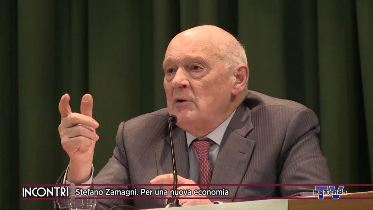INCONTRI - Stefano Zamagni. Per una nuova economia