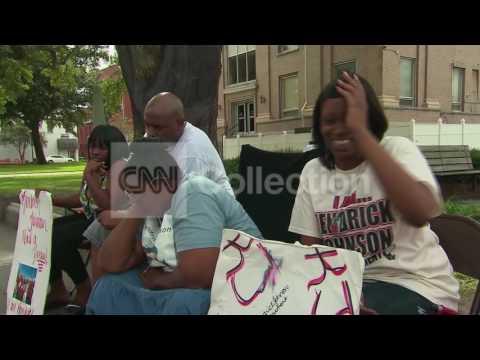 GA:KENDRICK JOHNSON-FAMILY YELLS 'HALLELUJAH'