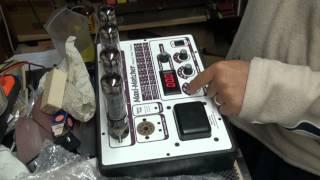 Mullard Xf2 6CA7/EL34 Test 1