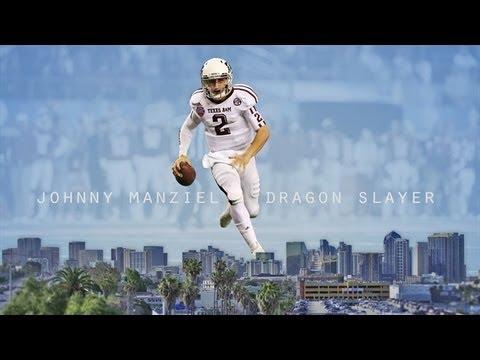 Johnny Manziel, The Dragon Slayer (Documentary)