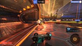 The best Rocket League goal of our generation
