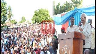 FULL VIDEO: Lowassa, Profesa Jay Wawasha Moto Uzinduzi Kampeni za CHADEMA