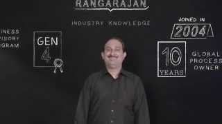Rangarajan Veeraraghavan talks about the many opportunities at Accenture