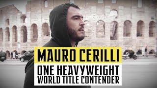 ONE Feature   Mauro Cerilli Overcomes Heartbreak