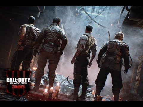 Call of Duty  Black Ops 4   Zombies  Classified Trailer