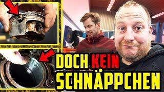 MOTORSCHADEN! - VW Golf 6 VI 1.4 TSI - Marcos Low-Budget Reparatur!