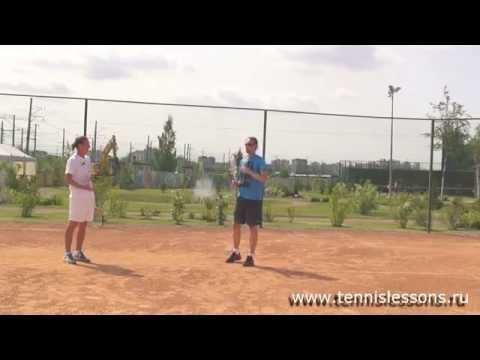 Как научиться играть в большой теннис? Смотреть до конца!из YouTube · Длительность: 4 мин37 с