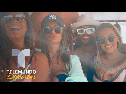 La mega fiesta de Neymar (con mujeres) para recibir el 2020 | Telemundo Deportes