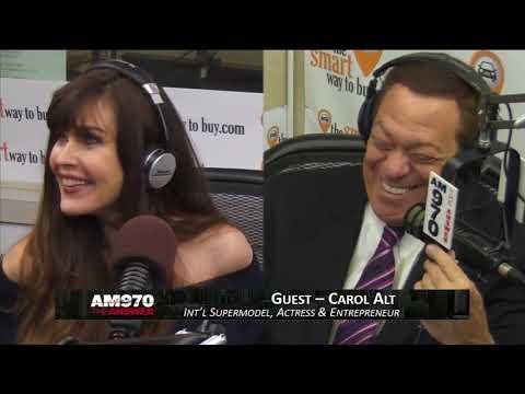 CAROL ALT TALKS DATING, EX-HUSBANDS, FRIARS CLUB, MEDICAL MARIJUANA & MORE!