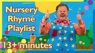 Mr Tumble's Nursery Rhyme Playlist
