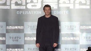 Roter Teppich für neuen Film von Liam Neeson wegen Rassismusvorwurf gegen den Schauspieler abgesagt