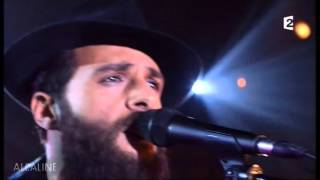 Yodelice - Fade Away (Concert Alcaline sur France 2 TV) HQ