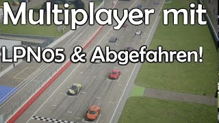 War da ne Kurve?! - Mit LPN05 & Abgefahren - Project Cars MP!