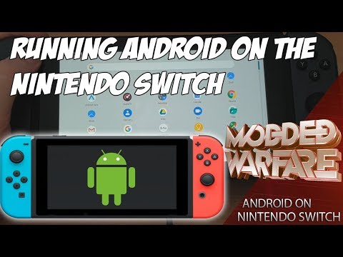 Switch Tutorials #9 Installing Android on the Switch