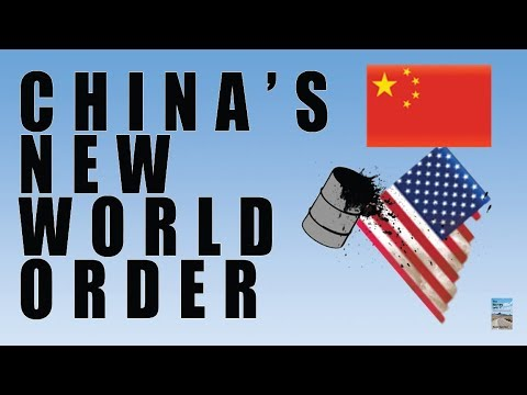China's World Changing New System Priced in YUAN and Backed by GOLD to Circumvent U.S.!