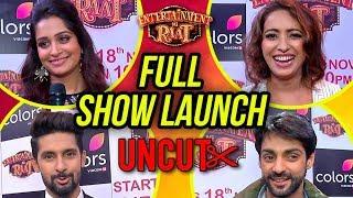 Entertainment Ki Raat Full Show Launch UNCUT | Karan Wahi, Ravi Dubey, Asha Negi