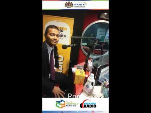 TEMUBUAL TAHUN PENGKOMERSIALAN MALAYSIA 2016 - BERNAMA RADIO -1 NOVEMBER 2016