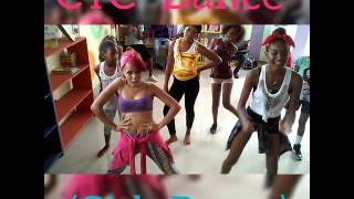 "Rihanna - Right Now Dembow / CTC ""Dance"" Ensayos (Girls Dance)"