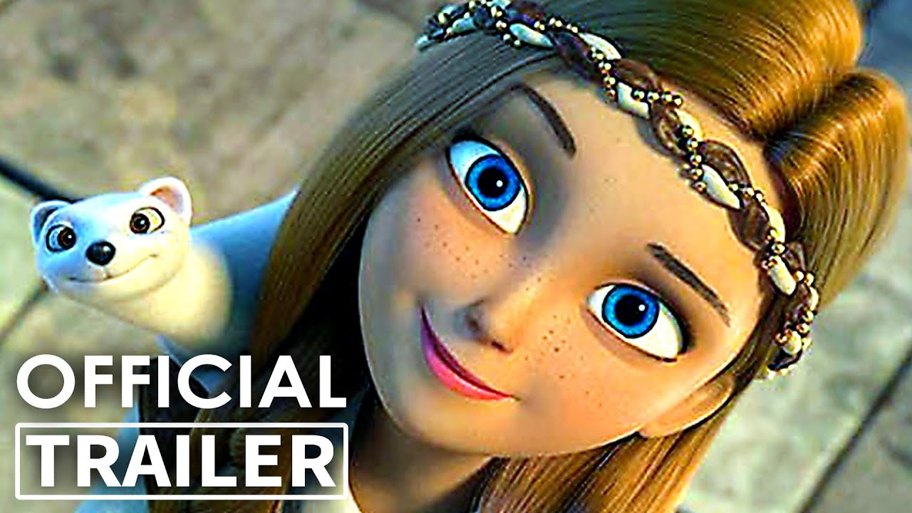 Download THE SNOW QUEEN Mirrorlands Trailer (Animation, 2020)
