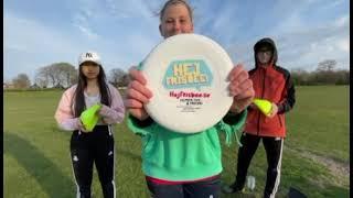 Spel: Ultimate frisbee
